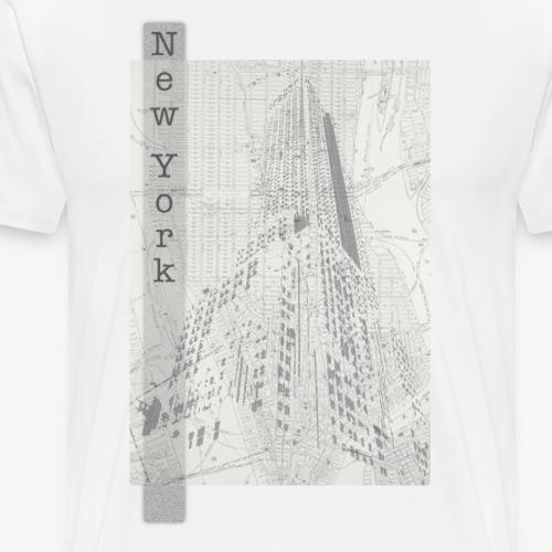 New York - Maglietta Premium da uomo