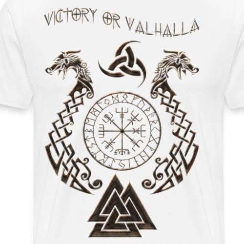 Viking symbol - Mannen Premium T-shirt