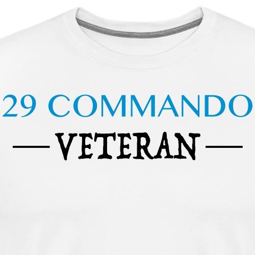 29 Cdo Veteran - Men's Premium T-Shirt