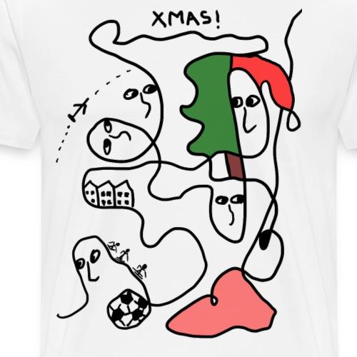 XMAS! Collection - Männer Premium T-Shirt