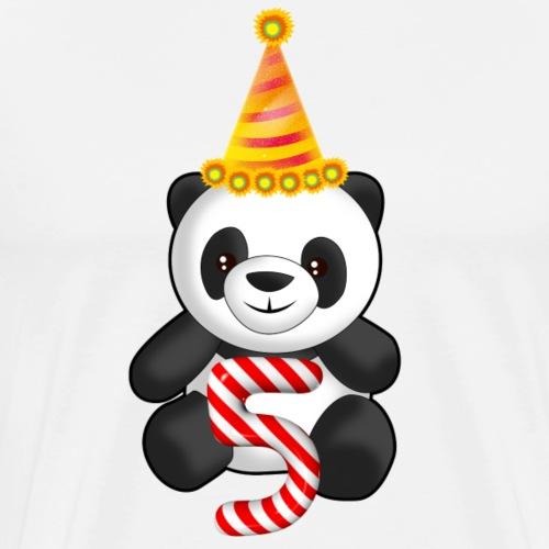 5 Jahre Geburtstag Happy Birthday Jubiläum - Männer Premium T-Shirt