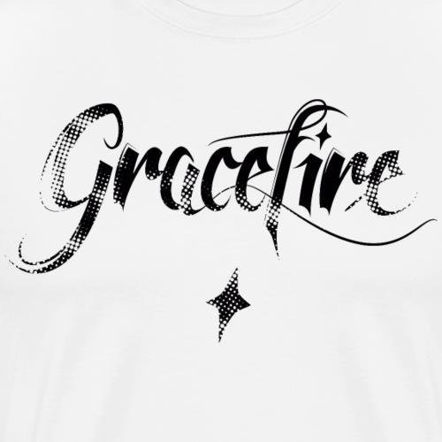 Gracefire Special Logo black - Männer Premium T-Shirt