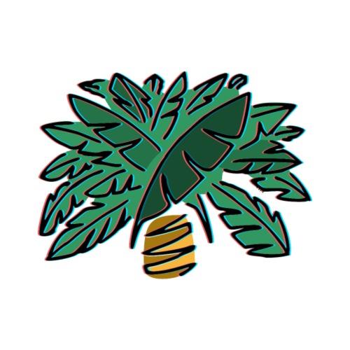 Palmier Jungle - T-shirt Premium Homme