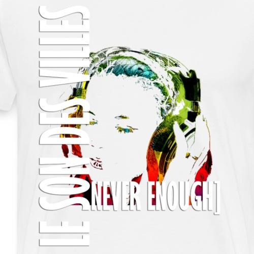 Le Son Des Villes : Casque - T-shirt Premium Homme