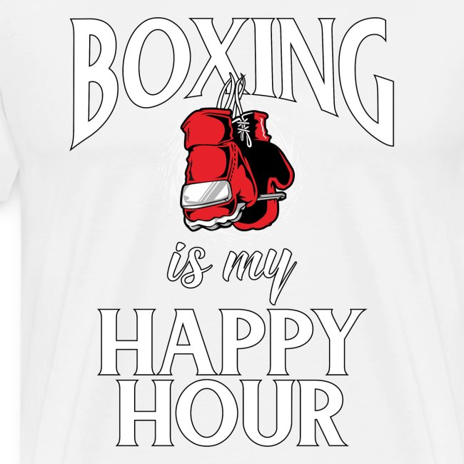 1 Boxing is My Happy Hour