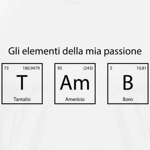 elementi chimici tamb