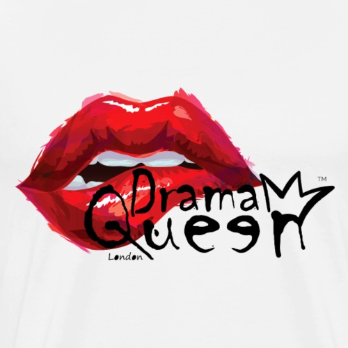Drama Queen London - Men's Premium T-Shirt