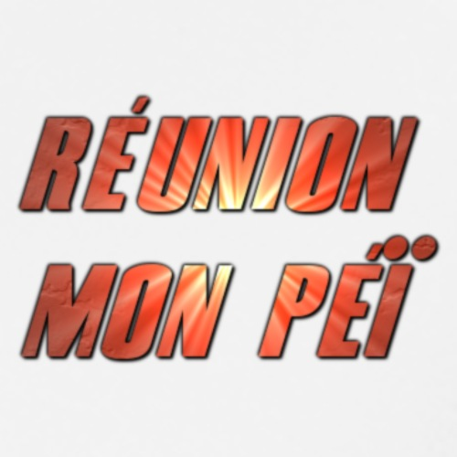 La Réunion mon Péï1 - T-shirt Premium Homme