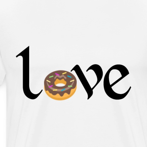 love dona - Camiseta premium hombre