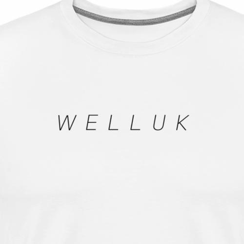 welluk - Mannen Premium T-shirt