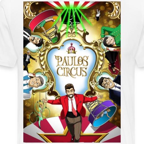 Paulos Circus 2018 Tour - Men's Premium T-Shirt