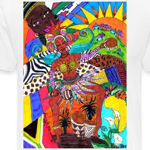 SH African Soul original - Männer Premium T-Shirt