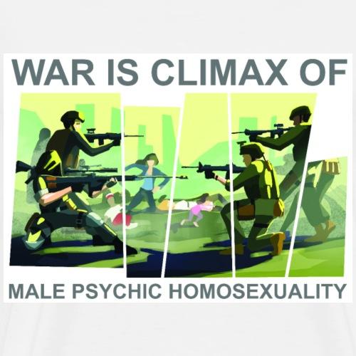 Anti War - T-shirt Premium Homme