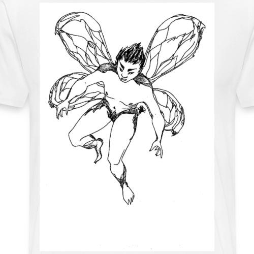 un elfe - T-shirt Premium Homme