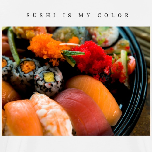 sushi is my color 3