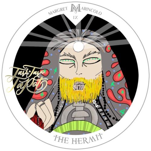 The Hermit   Der Eremit Tarot-Karte   Jungfrau - Männer Premium T-Shirt