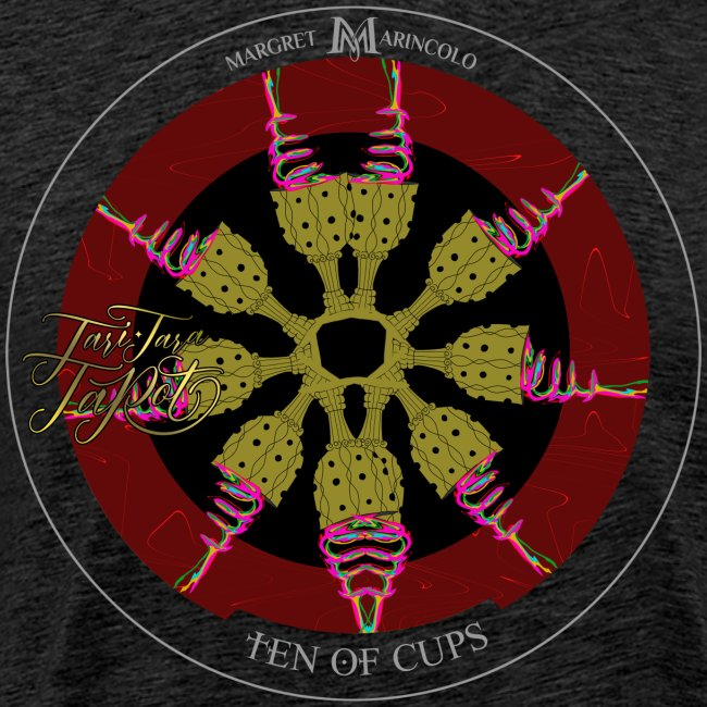 Ten of Cups | Zehn der Kelche Tarot Karte