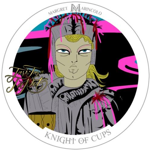 Knight of Cups | Ritter der Kelche Tarot Karte - Männer Premium T-Shirt