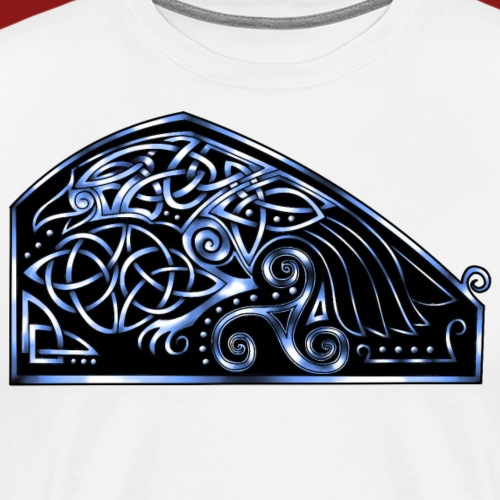 Celtic Raven - Men's Premium T-Shirt