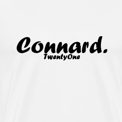 Connard - T-shirt Premium Homme