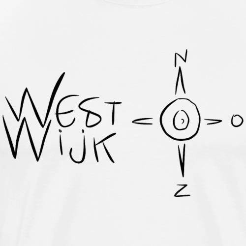 Westwijk Amstelveen - Mannen Premium T-shirt