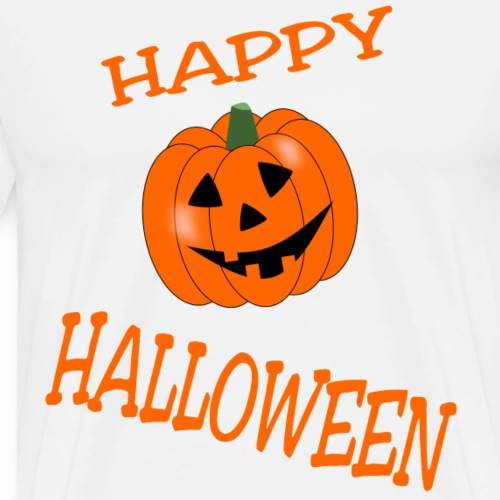 Happy Halloween - Men's Premium T-Shirt