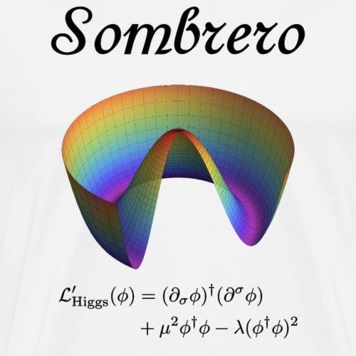 Sombrero - Higgs potential