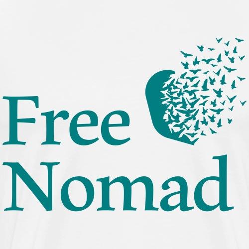 free nomad - Männer Premium T-Shirt