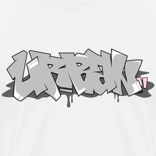 UrbanGRAFF - Camiseta premium hombre