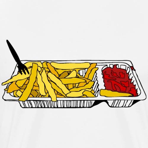Belgian Fries - Men's Premium T-Shirt