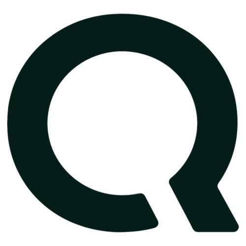 "Logo ""Q"" Noir"