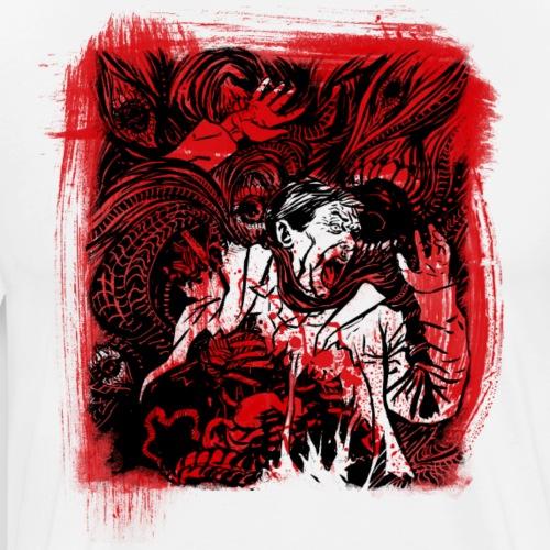 horror 2 - Men's Premium T-Shirt