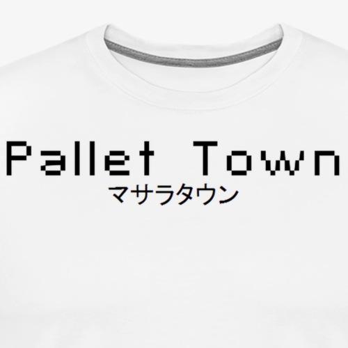 Pallet Town - Men's Premium T-Shirt