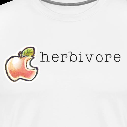Herbivore - Männer Premium T-Shirt
