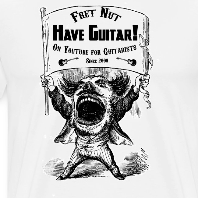Have Guitar Shout Out