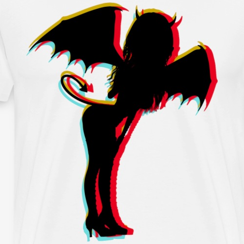 Little devil - Men's Premium T-Shirt