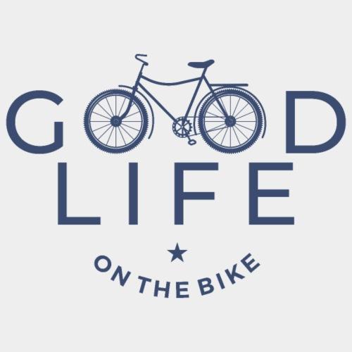 cycliste bonne vie - T-shirt Premium Homme