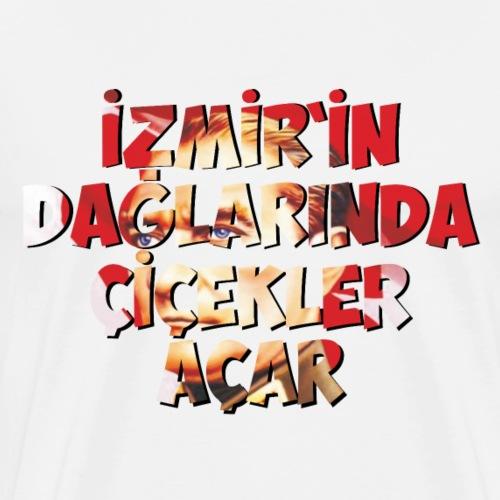 Izmir Marsi Atatürk Cumhuriyet - Männer Premium T-Shirt
