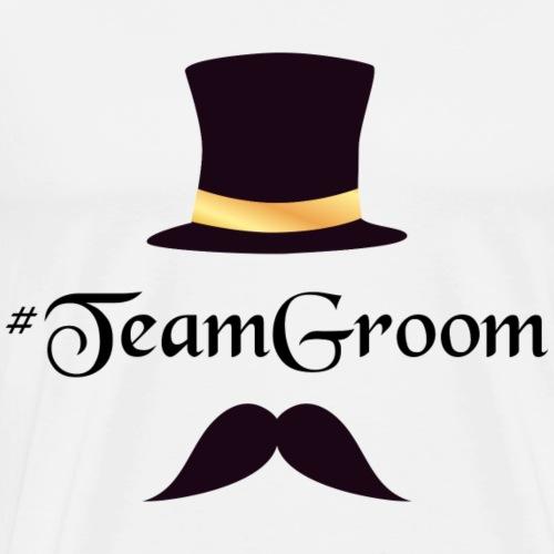 Team Groom 2 - Maglietta Premium da uomo