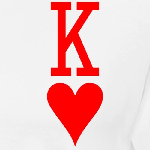 KING of Heart - T-shirt Premium Homme