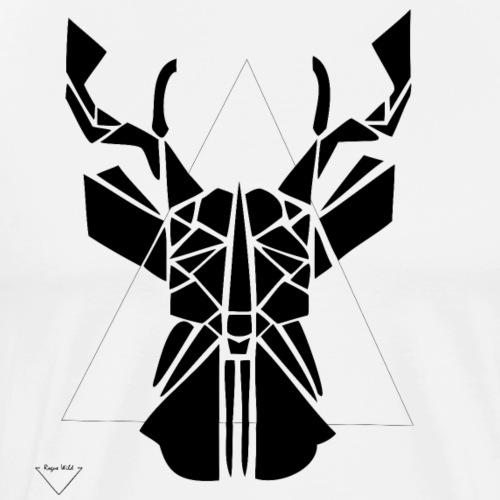 Majestic Deer * - Men's Premium T-Shirt