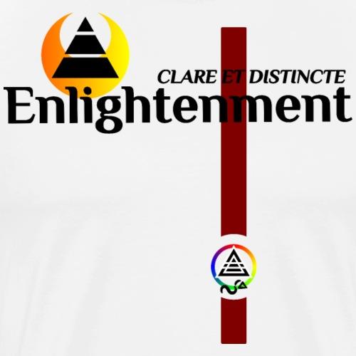 Enlightenment - Männer Premium T-Shirt