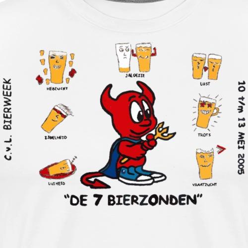 Bierweek 2005 - Mannen Premium T-shirt