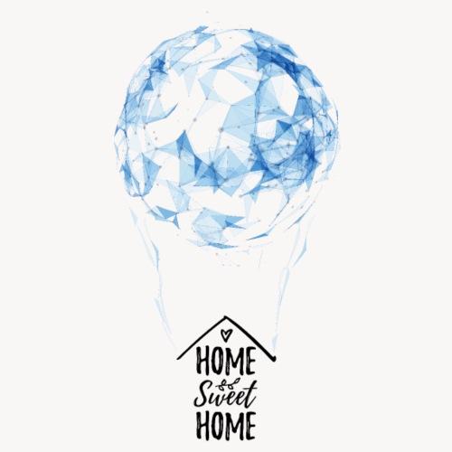 Home Sweet Home - Maglietta Premium da uomo