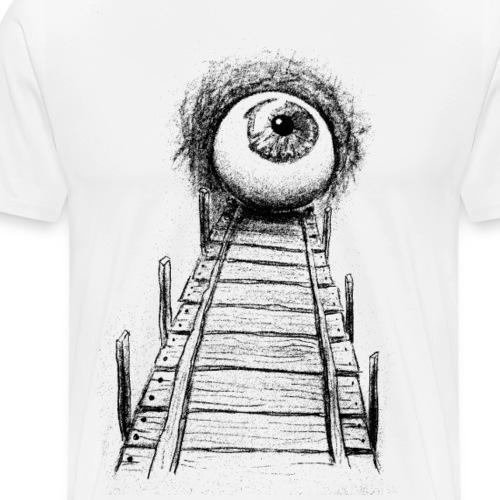 Look - Männer Premium T-Shirt