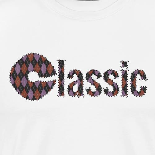 classic tshirt - T-shirt Premium Homme
