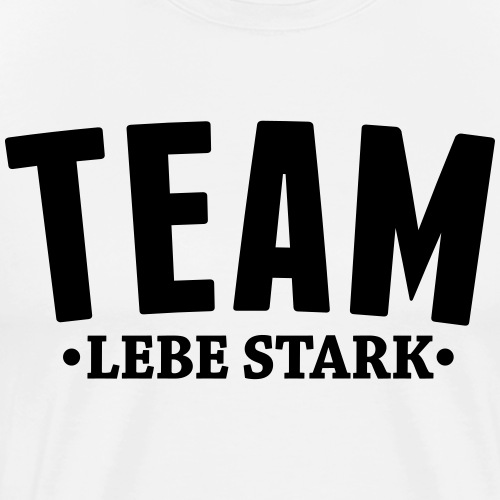 TEAM Collection - Männer Premium T-Shirt