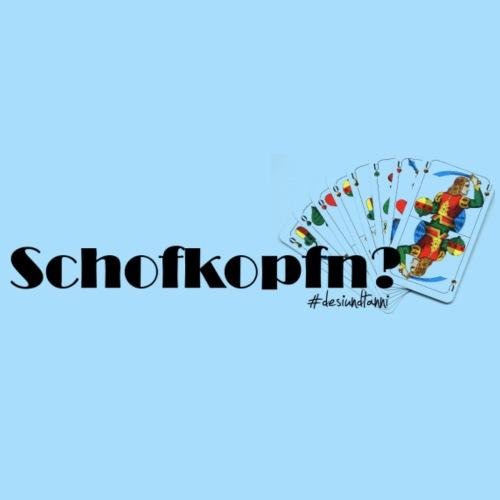 Schofkopfn - Männer Premium T-Shirt