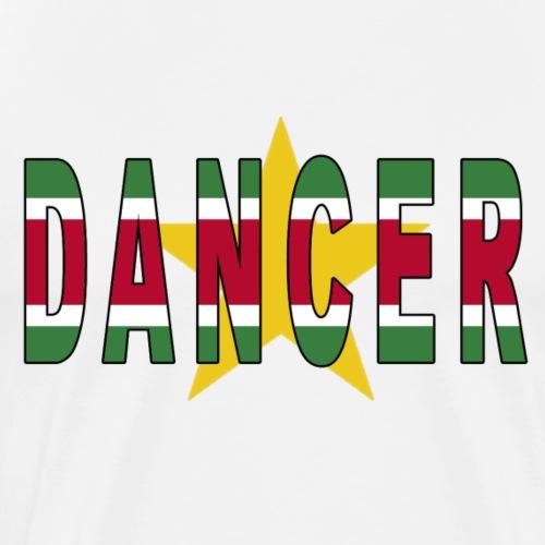 SURINAMESE DANCER - Men's Premium T-Shirt