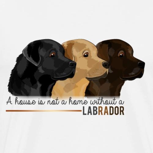 Labrador - T-shirt Premium Homme